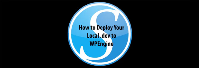 Deploy To WPEngine