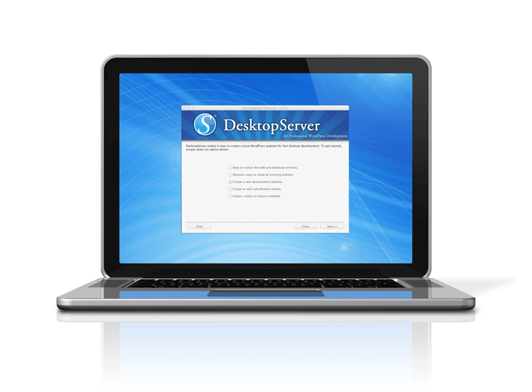 Getting Started With DesktopServer