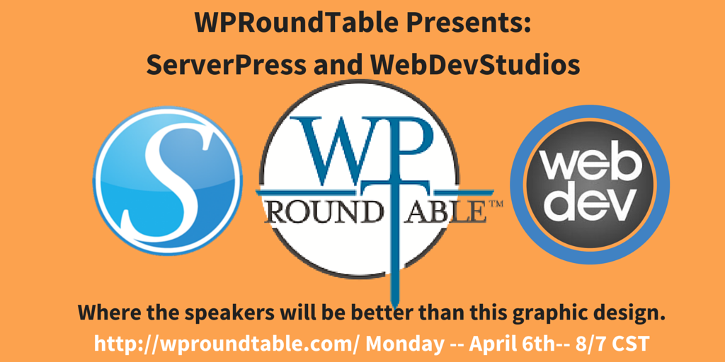 Marc Joins WPRoundTable As Panelist, Interviews Brad Williams