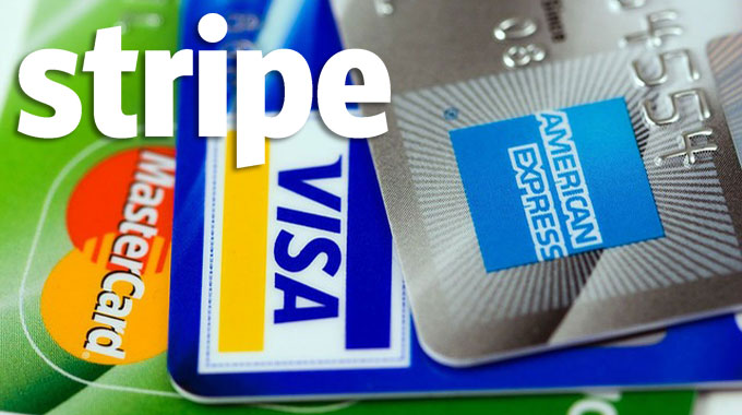 Stripe Accepted For Checkout