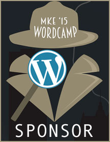 Milwaukee WordCamp 2015 Sponsor
