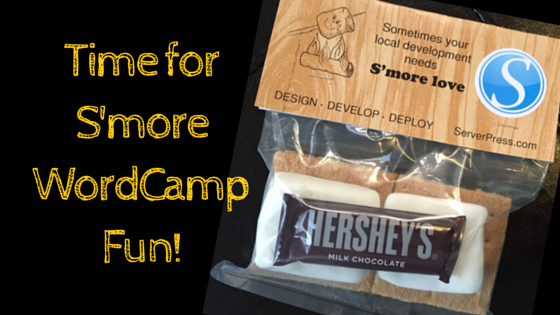 Who's Ready For S'more WordCamp Fun!?