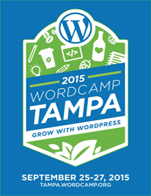 Tampa WordCamp 2015
