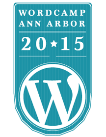 Ann Arbor WordCamp 2015