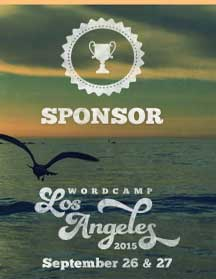 Sponsor Los Angeles WordCamp 2015