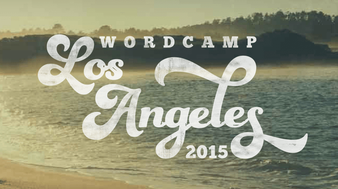 WordCamp Los Angeles Logo