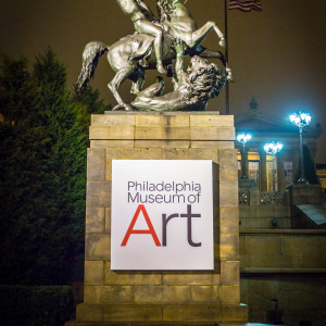 A Few Of Us Decided To Go To The Philadelphia Museum Of Art After The First Day Of Community Summit (No Pictures Allowed: What Happens At The Summit...)