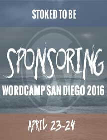 WordCamp San Diego 2016
