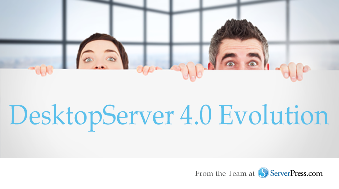 Announcing The Release Of DesktopServer 3.8.2!