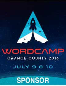 Orange County WordCamp 2016