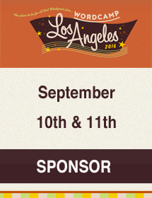 Los Angeles WordCamp 2016