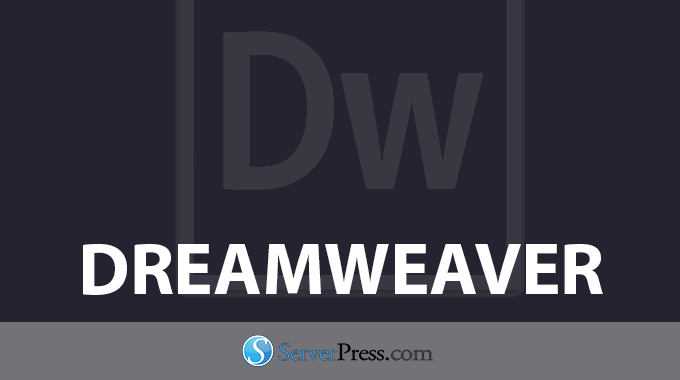 Desktopserver Dreamweaver Support By Serverpress