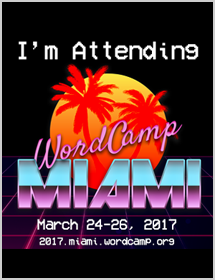 Miami WordCamp 2017