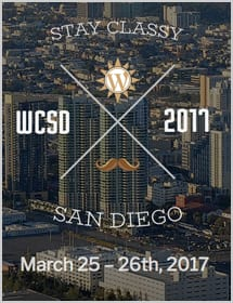 San Diego WordCamp 2017