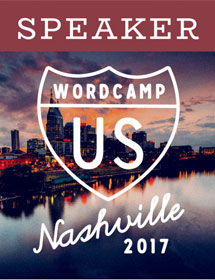 WordCamp US 2017 Speaker