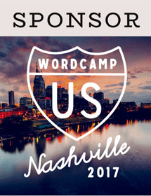 WordCamp US 2017 sponsor
