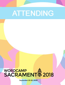 Sacremento-WordCamp-2018